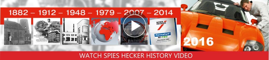 Spies Hecker History Video