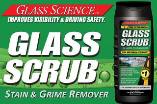 Glass Science Glass Scrub