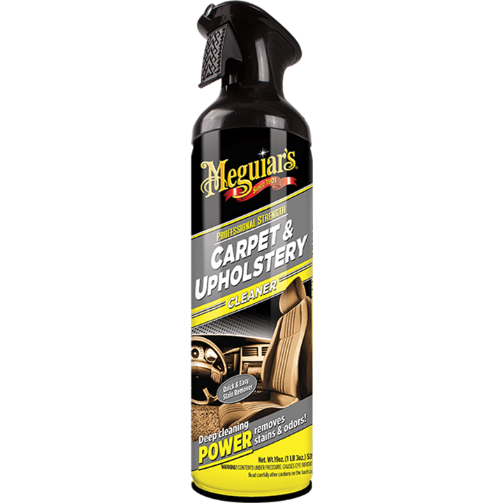 Meguiars G9719 Carpet Amp Upholstery Cleaner 538g Smitsgroup